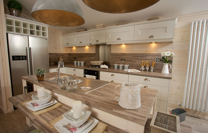 Casa di lusso kitchen holiday home living for Casa di lusso francese