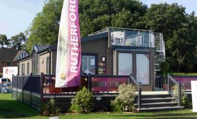 Willerby Rutherford Rooftop Lodge
